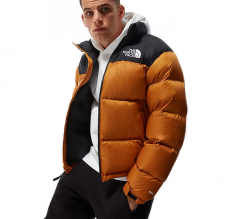 The North Face 1996 Retro Nuptse Jacket Timber Tan