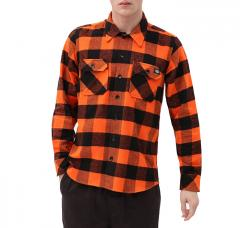 Dickies Sacramento Shirt Bright Orange