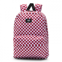 Vans Old Skool III Backpack Chili Pepper Checkerboard
