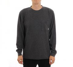 Makia Wade Long Sleeve Dark Grey