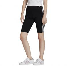 Adidas Originals Womens Biker Shorts Black / White