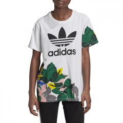 Adidas Originals Womens HER Studio London Loose Tee White