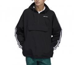 Adidas Originals Classics Anorak Black / White