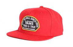 Vans Authentic OG Snapback Chili Pepper