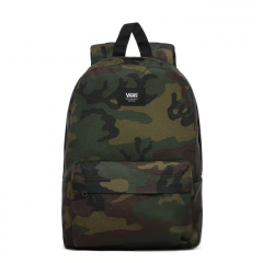Vans Youth New Skool Backpack Classic Camo