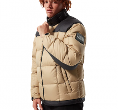 The North Face Lhotse Down Jacket Hawthorne Khaki
