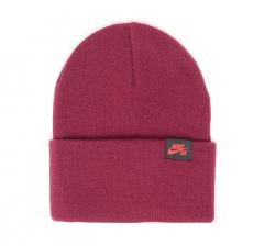Nike SB Utility Beanie Dark Beetroot / Chile Red