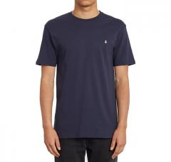 Volcom Stone Blanks T-Shirt Navy