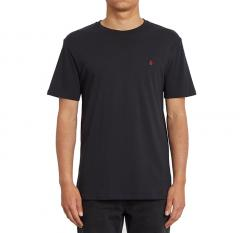 Volcom Stone Blanks T-Shirt Black