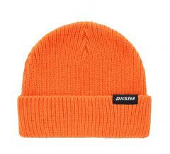 Dickies Woodworth Beanie Bright Orange