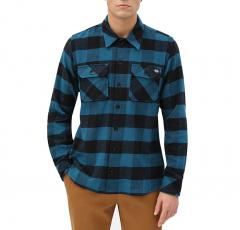 Dickies Sacramento Shirt Coral Blue