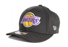 New Era Los Angeles Lakers 9Fifty Stretch Snapback Black