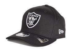 New Era Oakland Raiders 9Fifty Stretch Snapback Black