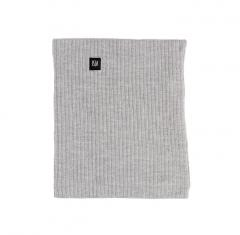 ISLA Merino Thin Scarf Cloud Grey