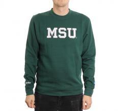 Mitchell & Ness NCAA Arch Crew Michigan State University Green