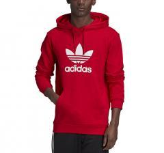 Adidas Originals Trefoil Hoodie Scarlet