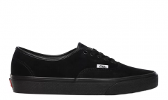 Vans Authentic Pig Suede Black / Black