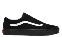 Vans Old Skool Pig Suede Black / Black