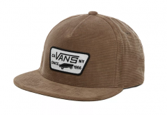 Vans Full Patch Snapback Dirt