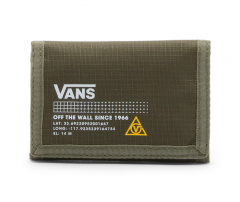 Vans 66 Supply Gaines Wallet Grape Leaf