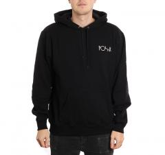 Polar Skate Co. Moth House Hoodie Black