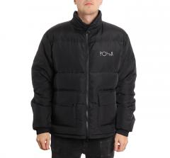 Polar Skate Co. Pocket Puffer Black