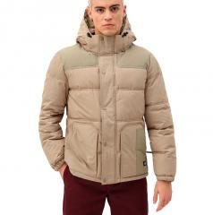 Dickies Lockport Puffa Jacket Khaki