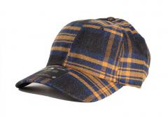 Nike SB Flannel Skate Hat Midnight Navy / Chutney