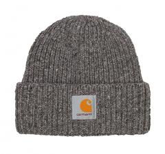 Carhartt WIP Anglistic Beanie Dark Grey Heather