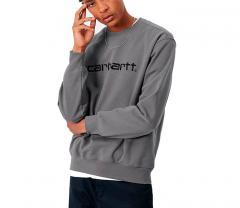 Carhartt Sweatshirt Husky / Black