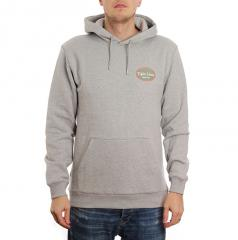 Makia x Rapala Rapid Hooded Sweatshirt Grey