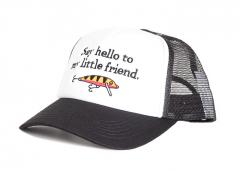 Makia x Rapala Friend Cap Black