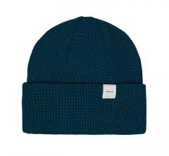 Makia Merino Thin Cap Teal