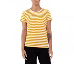 Makia Womens Verkstad T-Shirt Warm Yellow