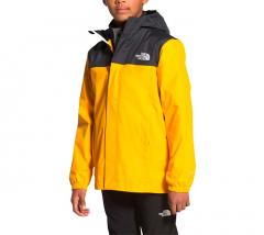 The North Face Youth Resolve Jacket Summit Gold