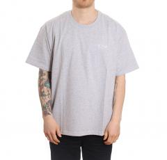 Polar Skate Co. Script Tee Sport Grey
