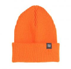 ISLA Elba Merino Beanie Tiger Orange