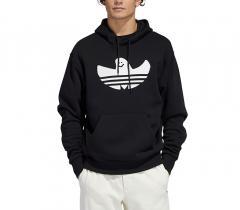 Adidas Originals Shmoofoil Logo Hoodie Black