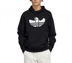 Adidas Graphic Shmoo Hoodie Black