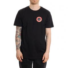 Boardvillage Wave T-Shirt Black / Red