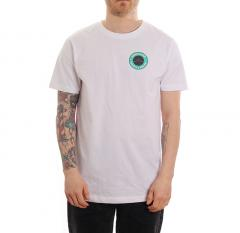 Boardvillage Wave T-Shirt White / Aqua
