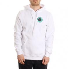 Boardvillage Wave Hoodie White / Aqua