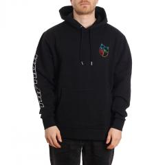 RIPNDIP Square Up Hoodie Black