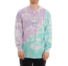 RIPNDIP Magical Place Long Sleeve Tie Dye