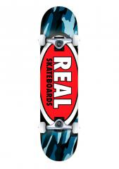 Real Team Oval Camo Mini Complete 7.3