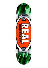 Real Team Oval Camo Complete 7.75