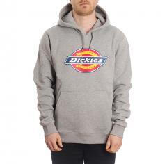 Dickies Icon Logo Hoodie Grey Melange