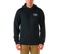 Vans Full Patched Pullover II Hoodie Black