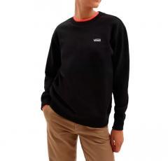 Vans Womens Flying V Crew Sweater Black