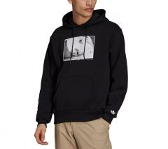 Adidas Originals O'Meally Graphic Hoodie Black